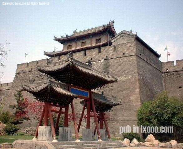 西安 城墙