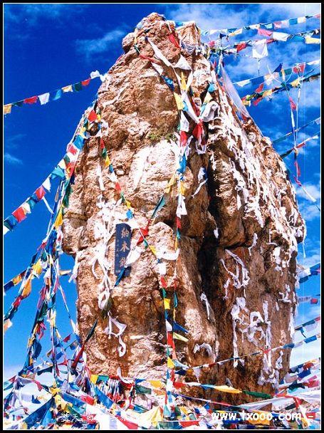 西藏纳木错石