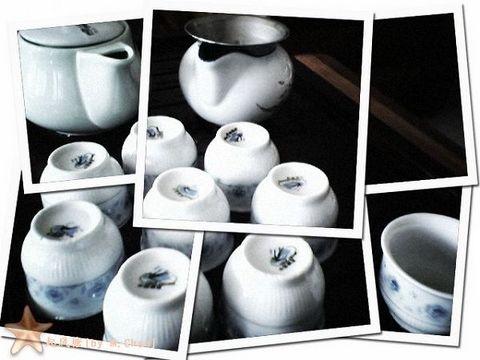 摩凝家的茶具