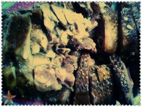 外婆家的卤鸭,哈哈,我最爱的年菜之一(忘记说了,外婆是客家人)