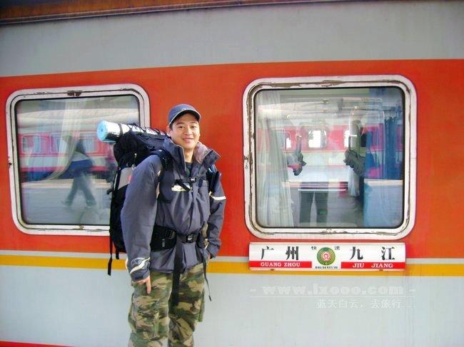 广州~九江的火车