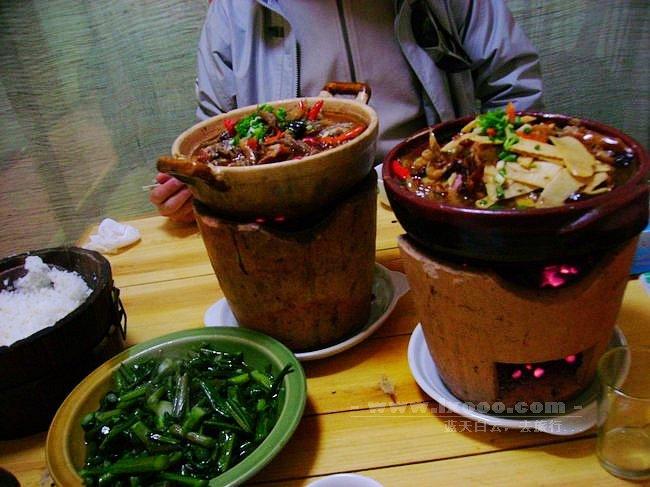 武宁地道土菜