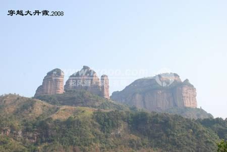巴寨和茶壶山