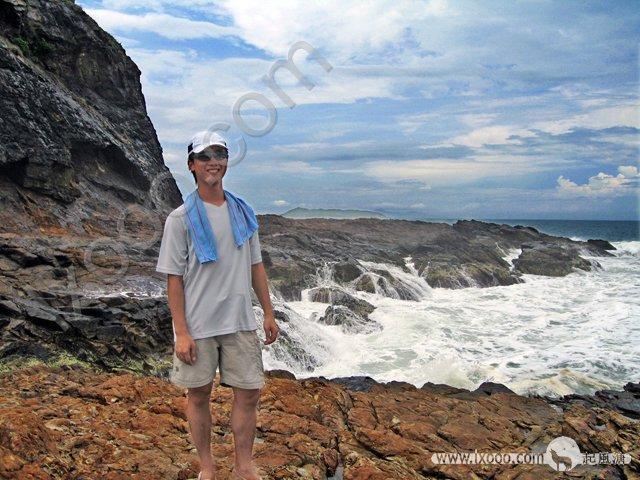 摩凝(M.chan)喜欢海岛,就像喜欢大海…