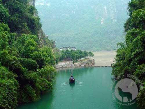徒步长江三峡