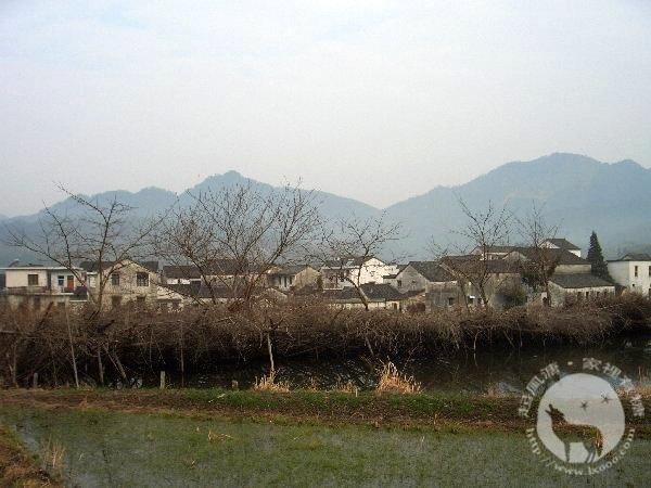 古道边上的村落