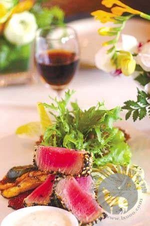 四合院美食之南来顺饭庄 西餐的情调和分量都更适合两个人的浪漫中秋