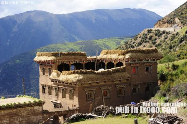 西藏民居,碉房