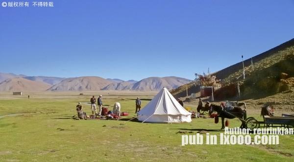 西藏民居,帐篷