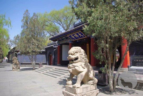 张掖市大佛寺