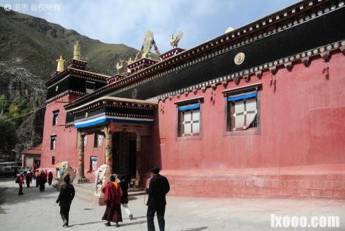 德格印经院·西藏