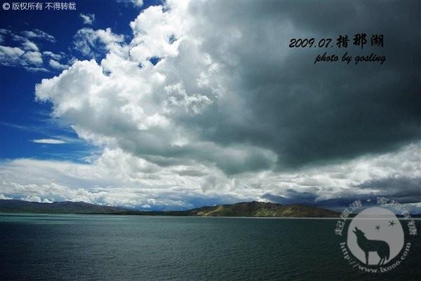 西藏错那湖——世界上最高的淡水湖