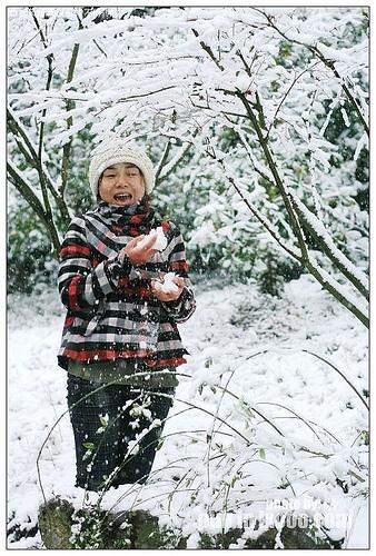 杭州2009的第一场雪·精灵