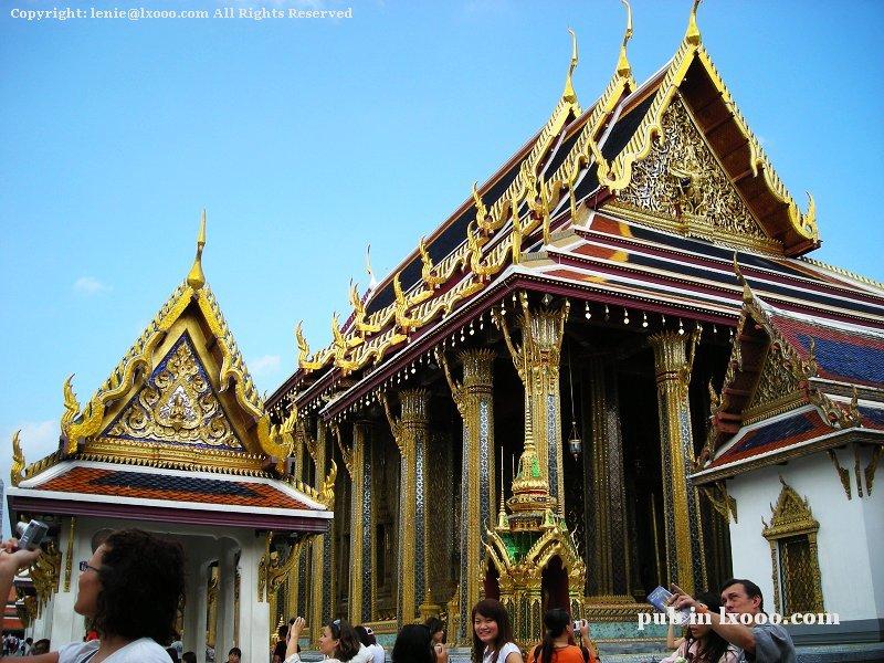 泰国 佛殿