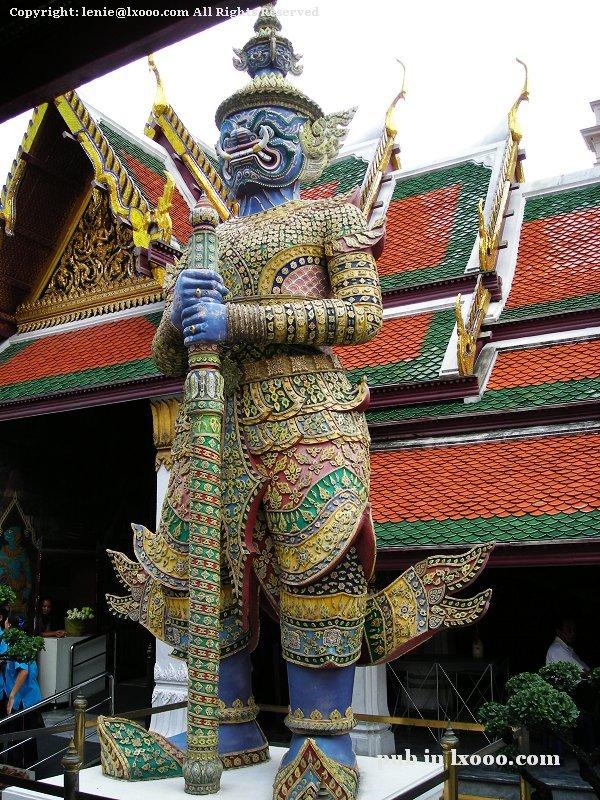 泰国 神像