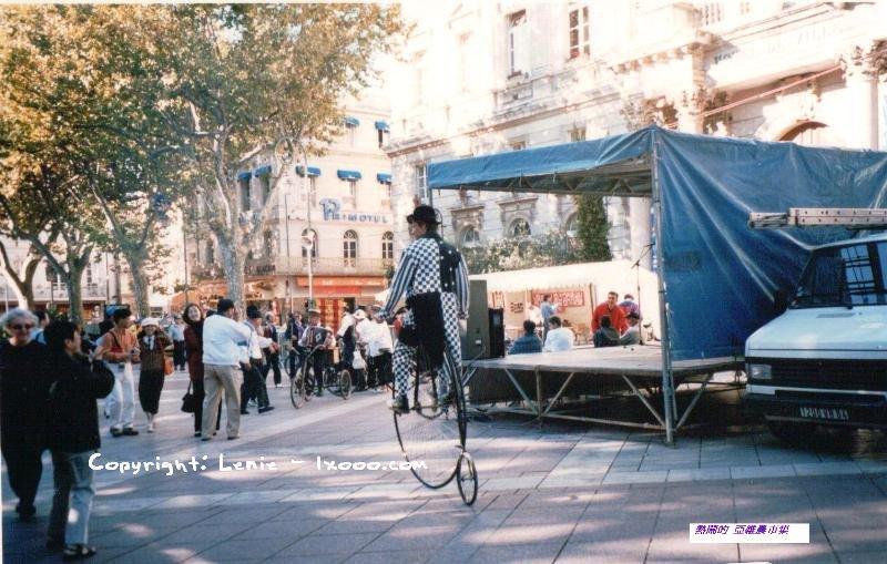 亚维农 Avignon 阿维尼翁 市集
