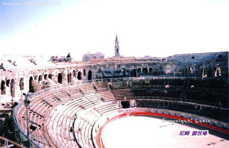 古罗马 竞技场
