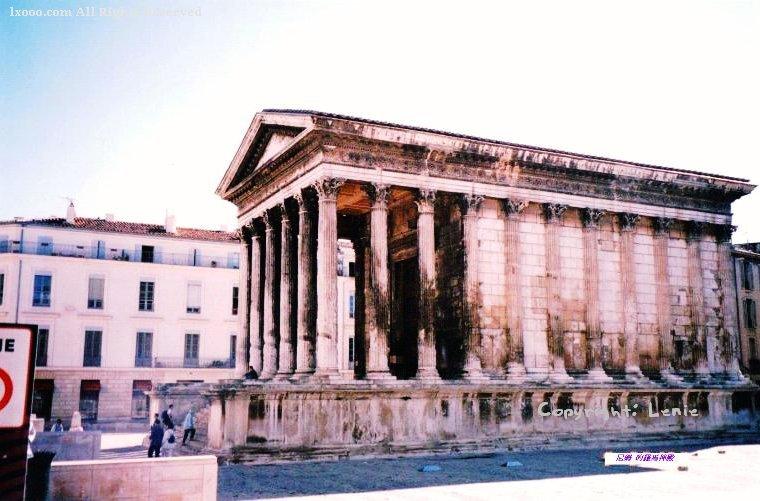 古罗马 神殿
