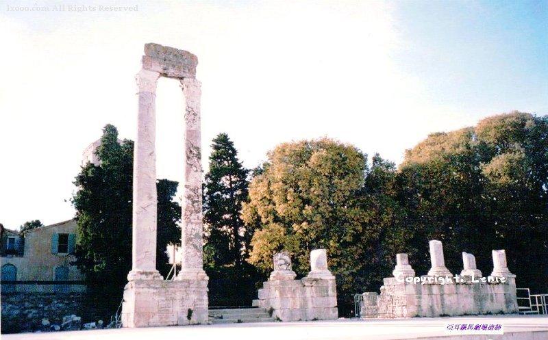 古罗马 剧场 遗址