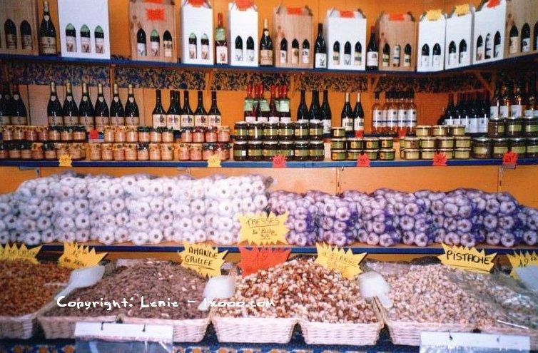 普罗旺斯(Provence)的小商店