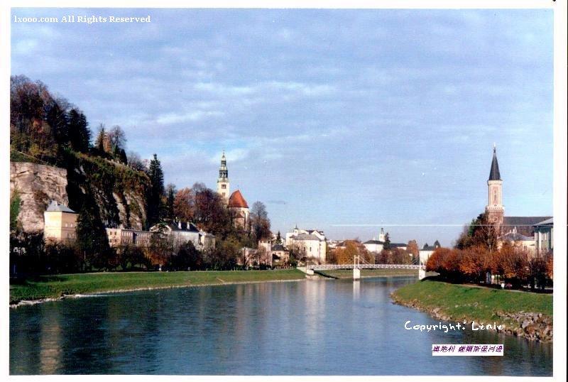 Salzach 河边