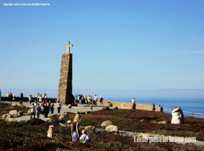 欧洲最西点的十字架纪念碑