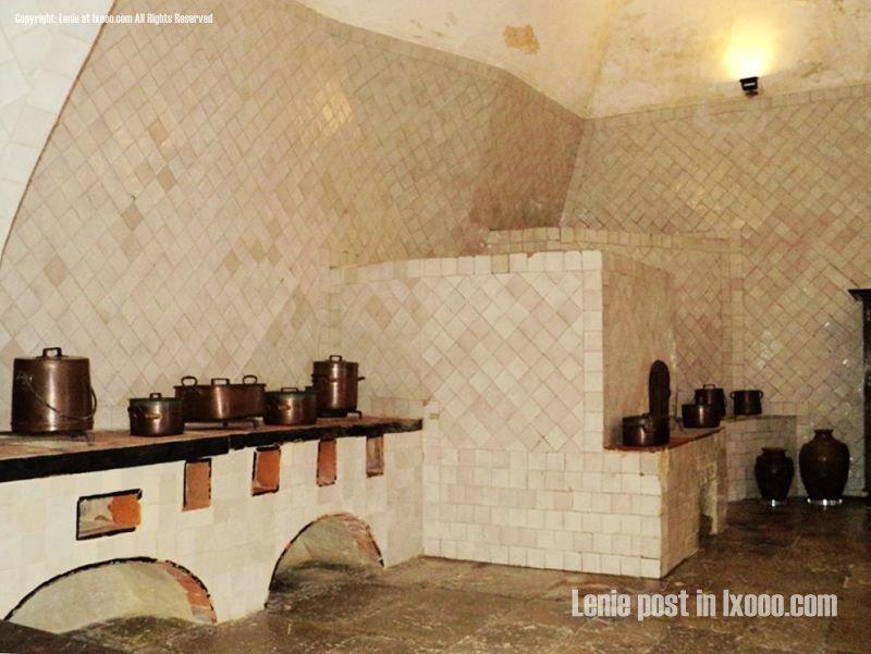皇宫内的厨房