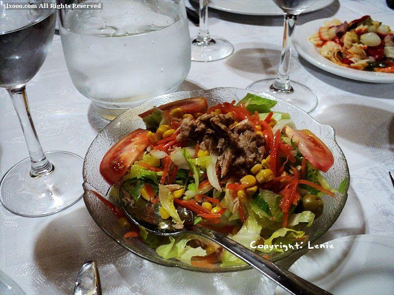 美味沙拉 鲔魚肉醬