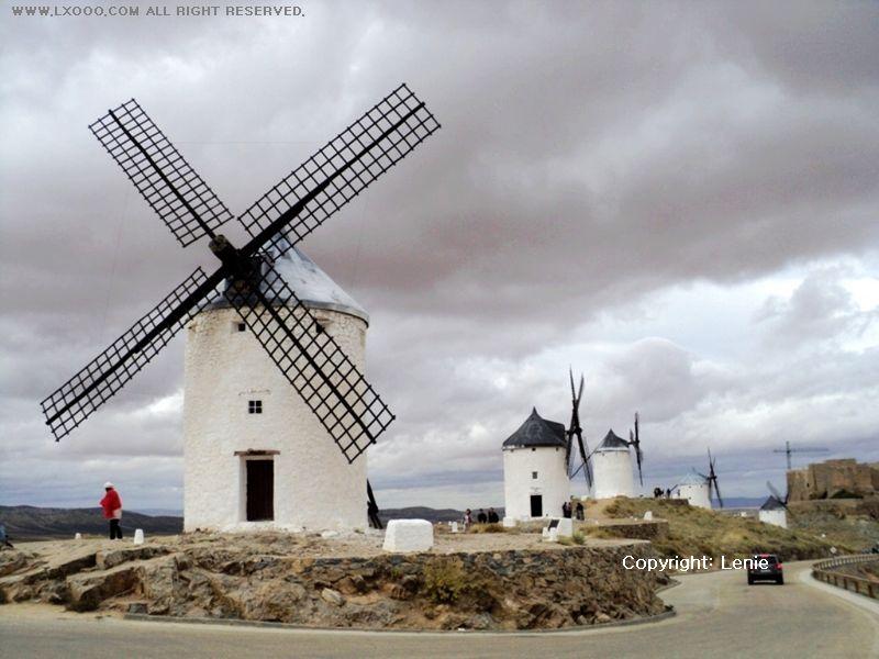 西班牙风车