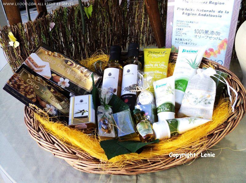 在米哈斯买的橄榄油系列保养品及其它纪念品总汇