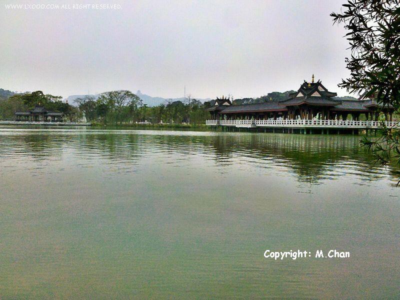 惠州西湖·水榭
