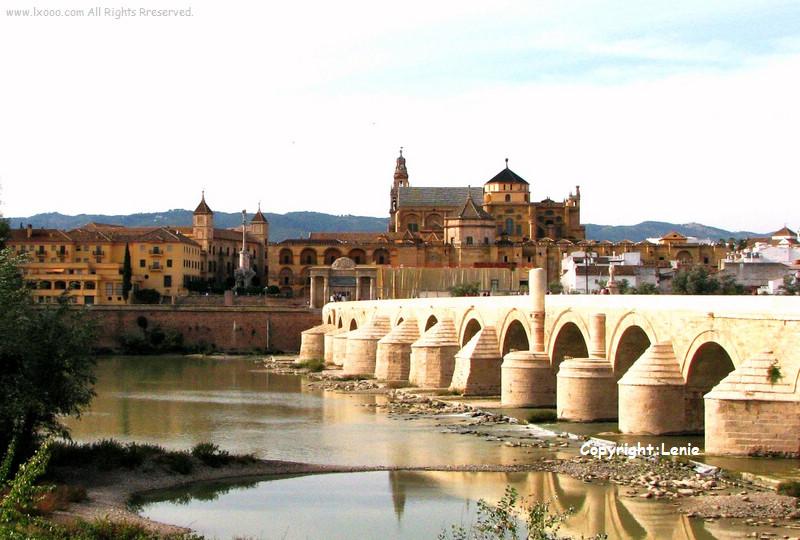 西班牙科尔多瓦古城