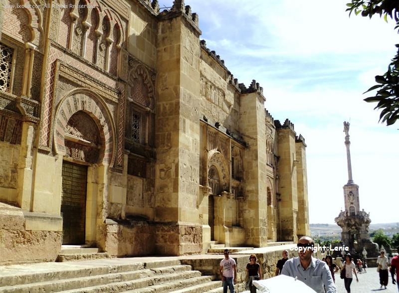西班牙科尔多瓦古城街景