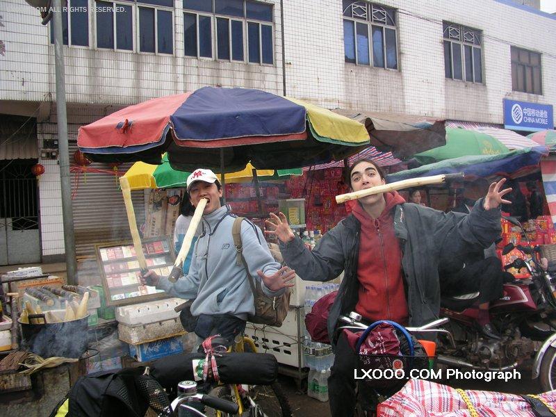 2004年春节,环海南岛骑行