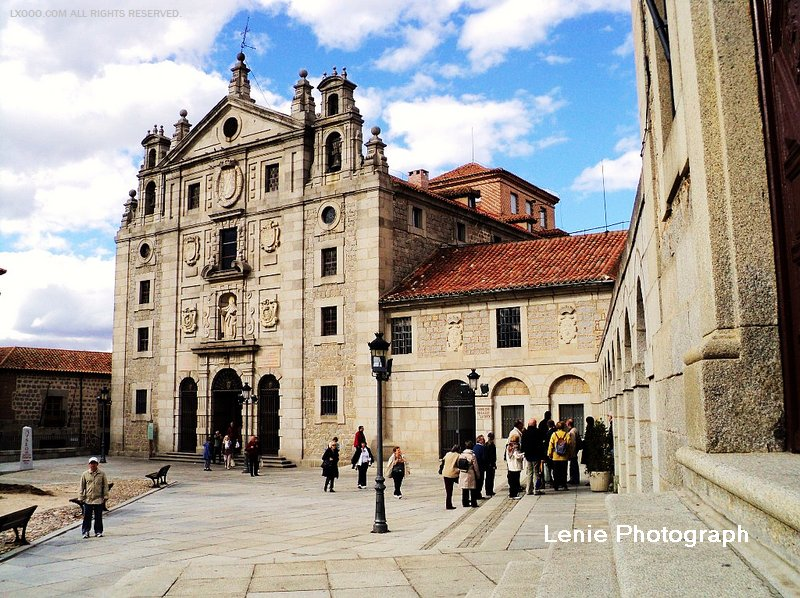 阿维拉德雷莎修女的修道院