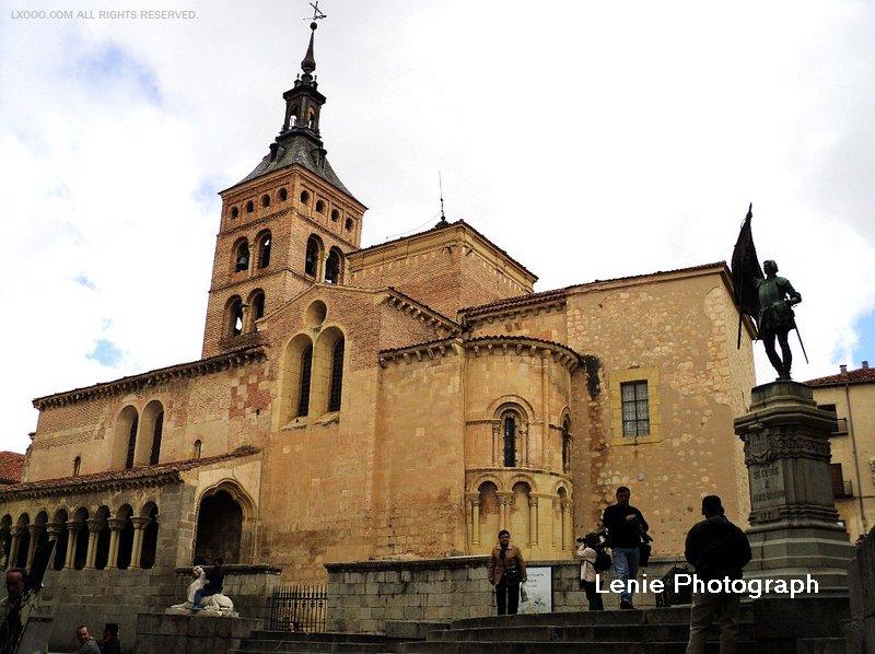 赛格维亚圣马丁教堂