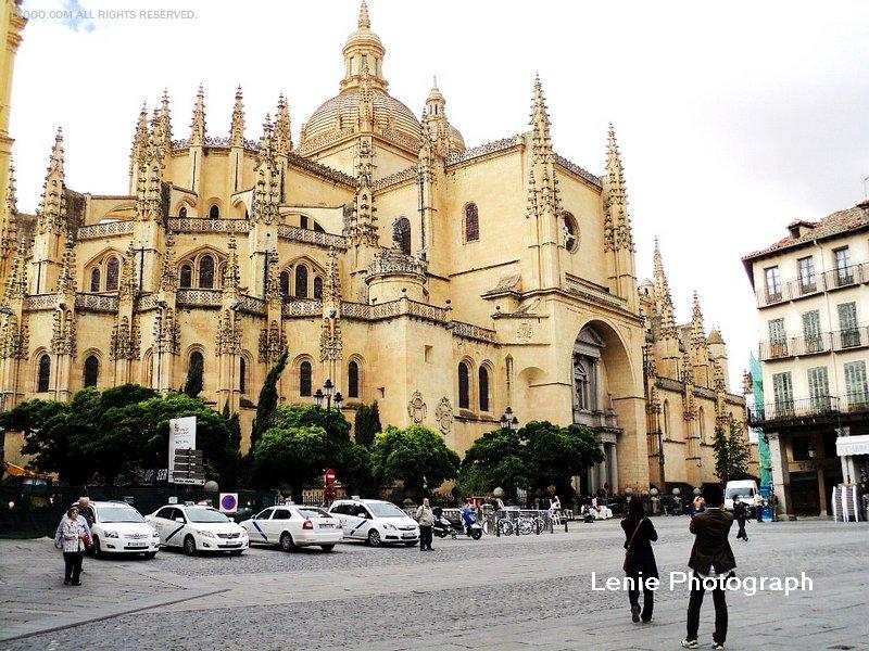 赛哥维亚大教堂