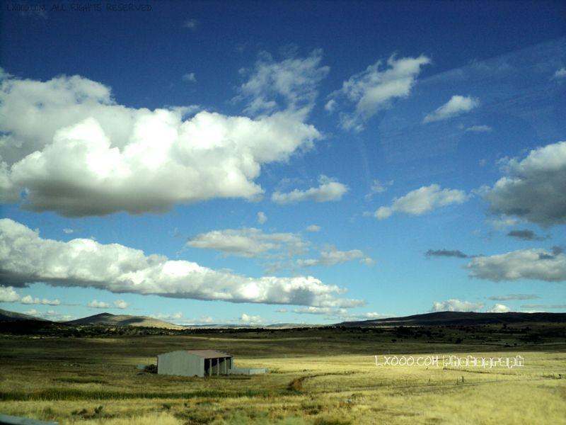 西班牙葡萄牙的草甸