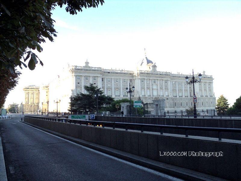 西班牙皇宫