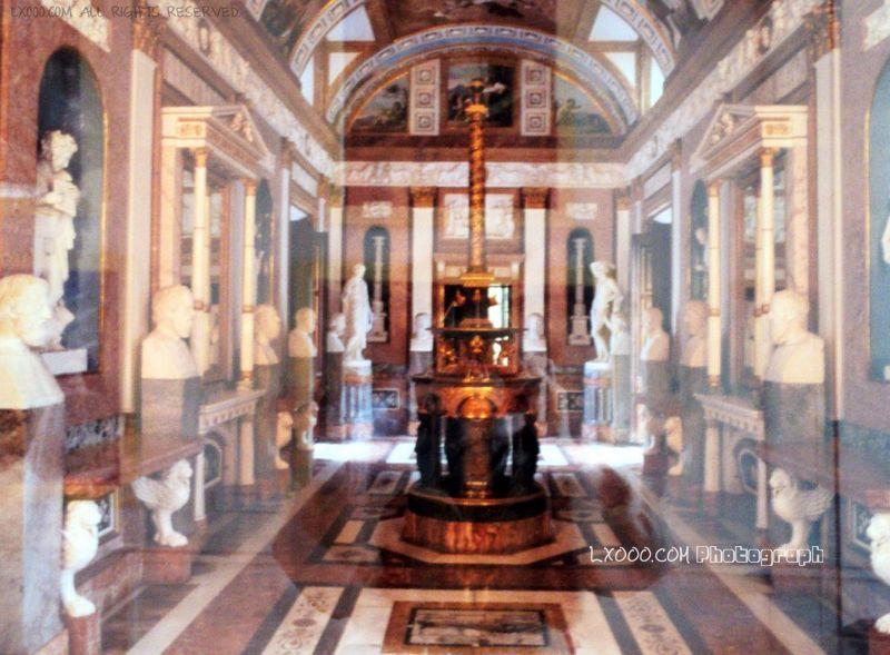 西班牙皇宫内大理石与花岗岩装饰厅