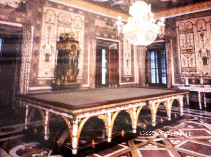 西班牙皇宫内厅