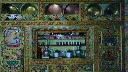 相克(格)宗阿志玛旅社的厨具