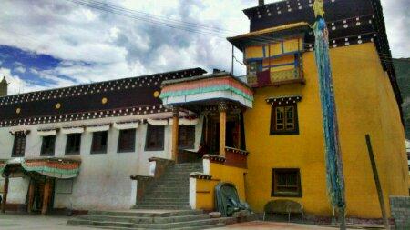 甘孜藏族自治州巴塘县康宁寺