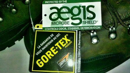 MERRELL GORE-TEX登山徒步鞋