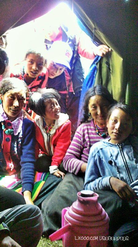 果拉村藏人