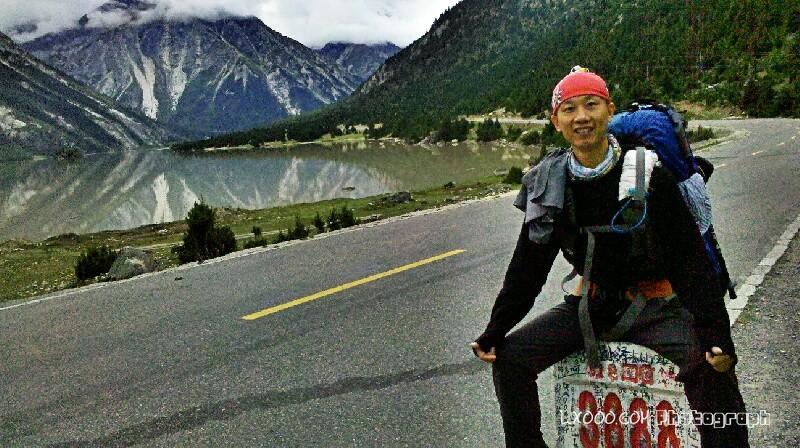 川藏线(国道318线)3888公里处